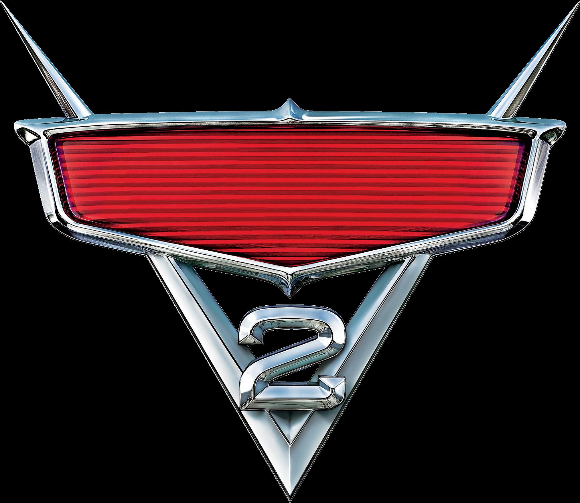 Cars com logo clipart vector freeuse download Cars 2 Logo Vector - Carros 2 Disney Logo Clipart - Full Size ... vector freeuse download