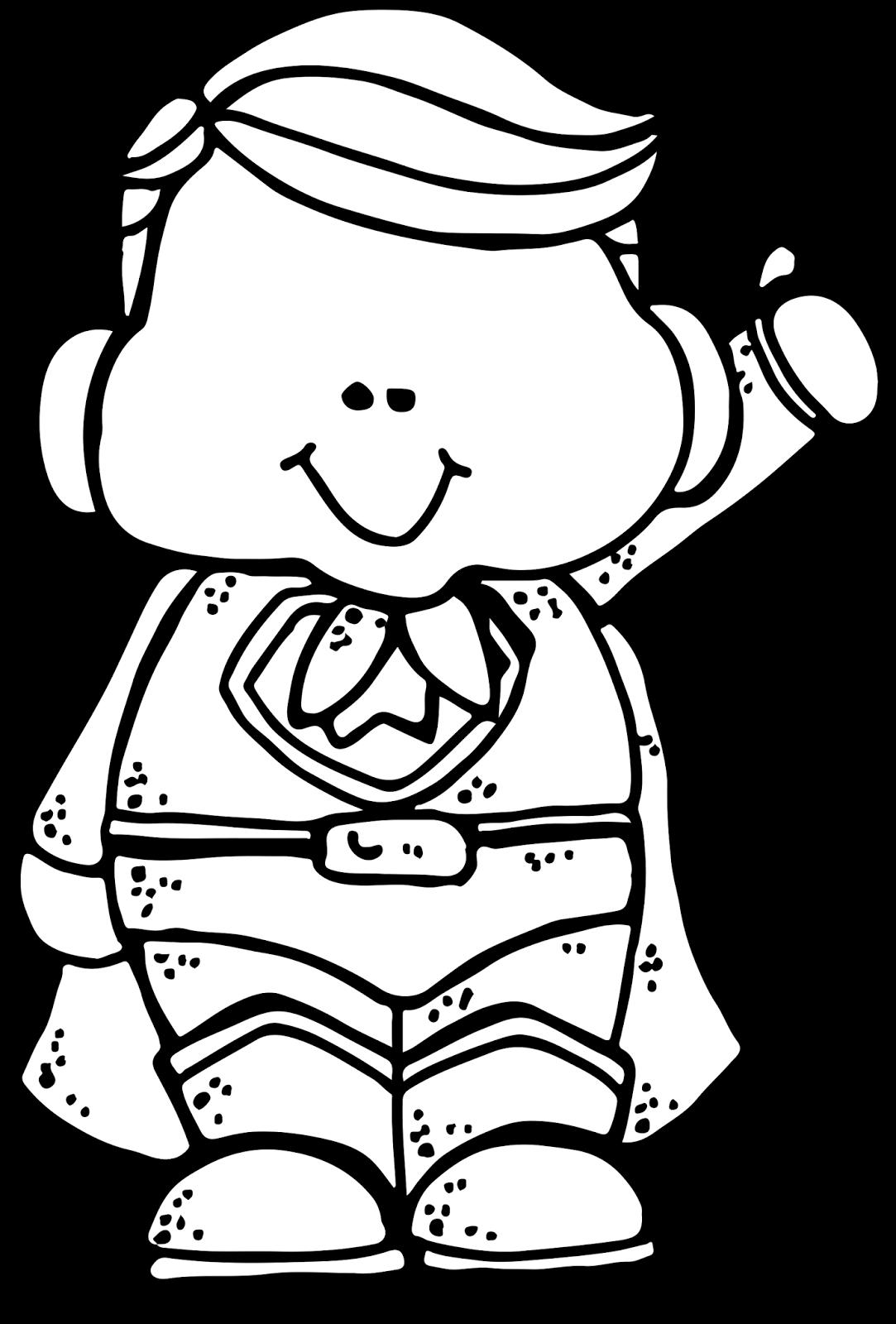 Melonheadz school house clipart black and white clip art freeuse stock MelonHeadz | Digi Stamps - Melonheadz | Pinterest | Digi stamps, Met ... clip art freeuse stock
