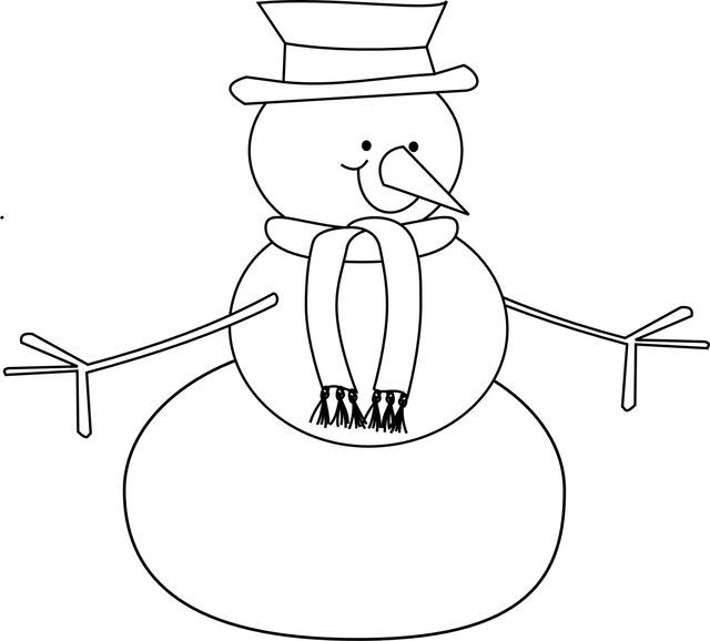 Carson dellosa lemon clipart black and white vector transparent download HD Snowman Black And White Carson Dellosa Snowman Clipart - Snowman ... vector transparent download