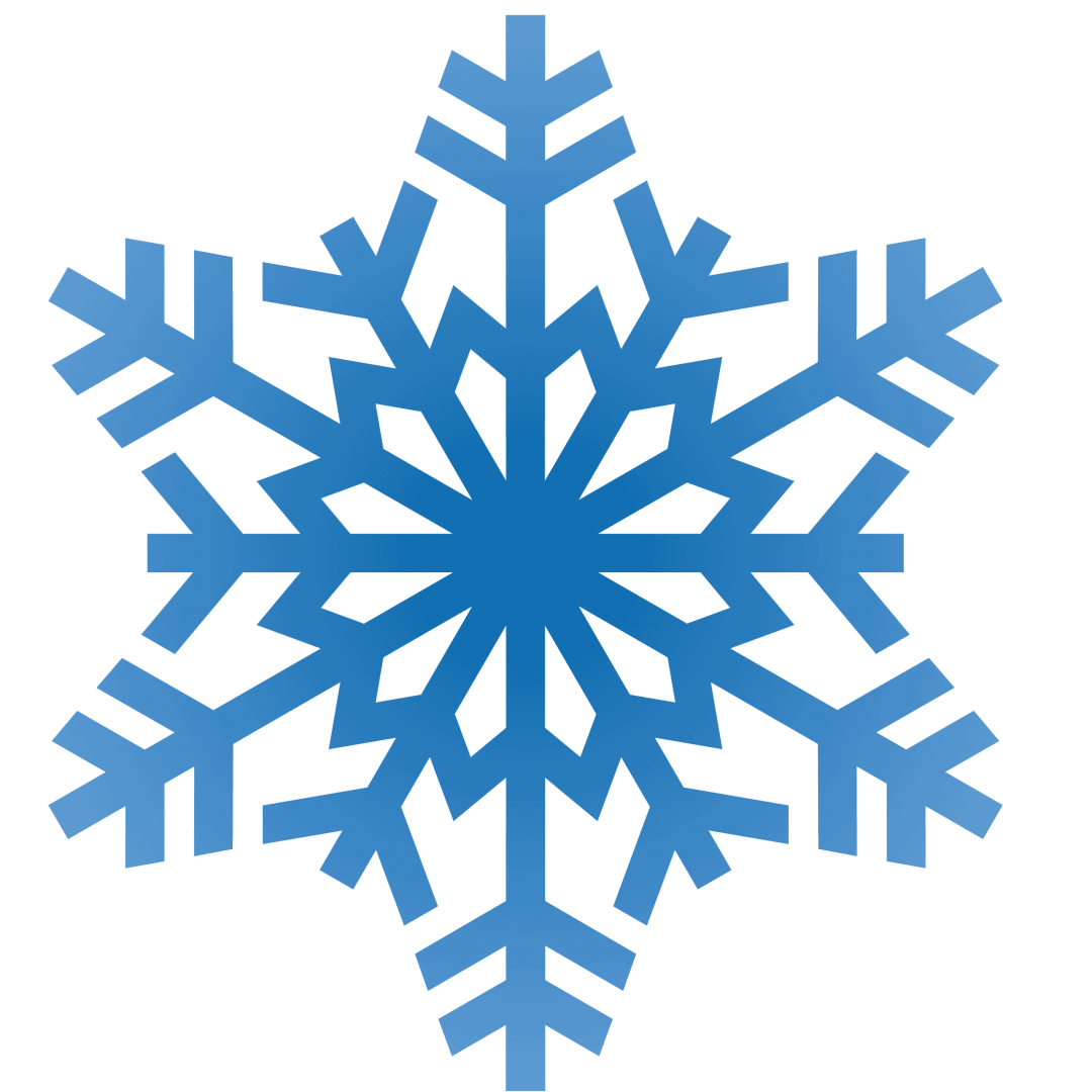 Solid snowflake clipart picture library library 28+ Collection of Beautiful Snowflake Clipart | High quality, free ... picture library library