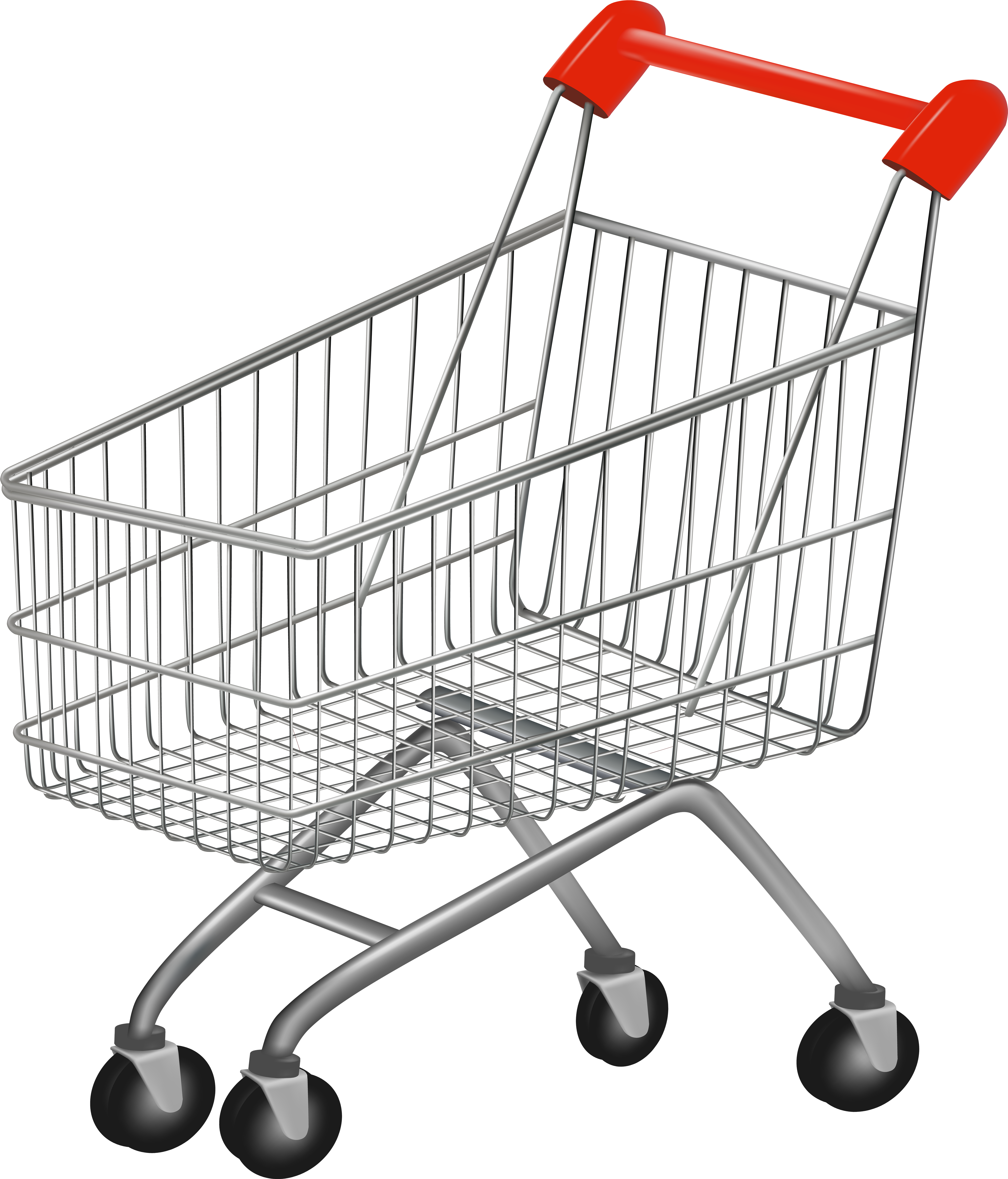 HD Shopping Cart Image Png - Transparent Shopping Cart Clipart ... vector download