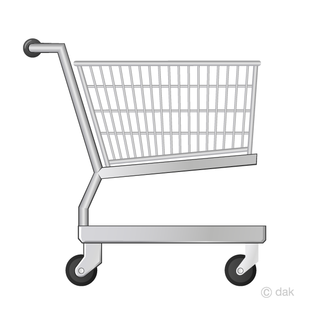 Free shopping cart clipart clip freeuse Shopping Cart Clipart Free Picture|Illustoon clip freeuse