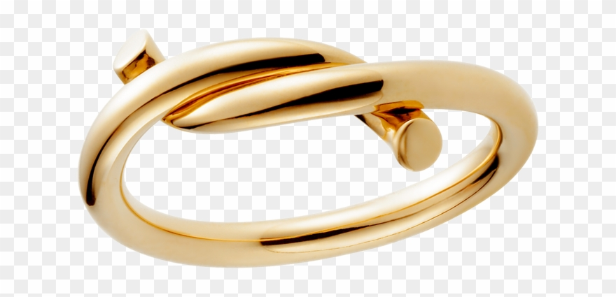 Cartier bracelet clipart picture free Cartier Twisted Gold Ring - Cartier Les Must Ring Clipart (#2045624 ... picture free