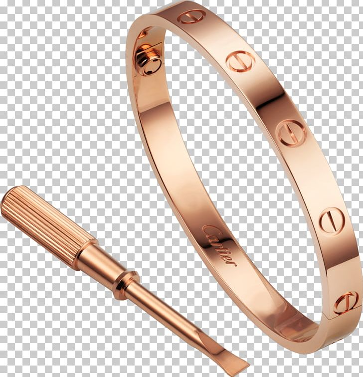 Cartier bracelet clipart svg freeuse stock Love Bracelet Cartier Colored Gold PNG, Clipart, Bangle, Body ... svg freeuse stock