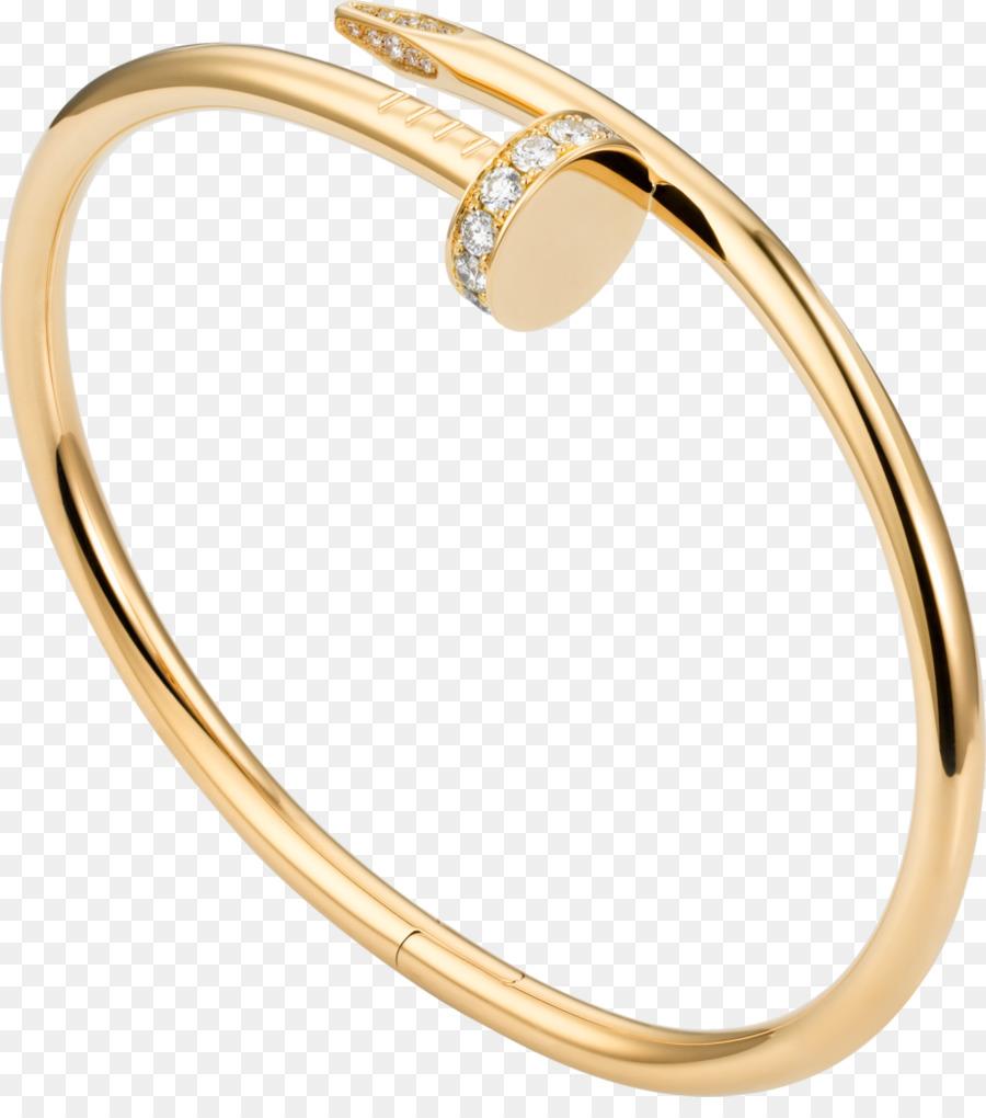 Cartier bracelet clipart picture Gold Lovetransparent png image & clipart free download picture