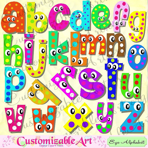Cartoon alphabet letters clip art clip freeuse library Cartoon alphabet letters clip art - ClipartFest clip freeuse library