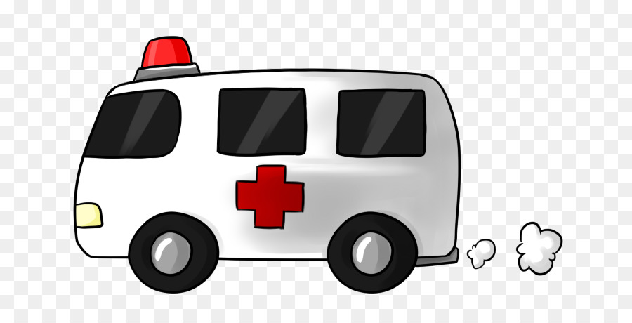 Ambulance Cartoon png download - 777*446 - Free Transparent ... freeuse library