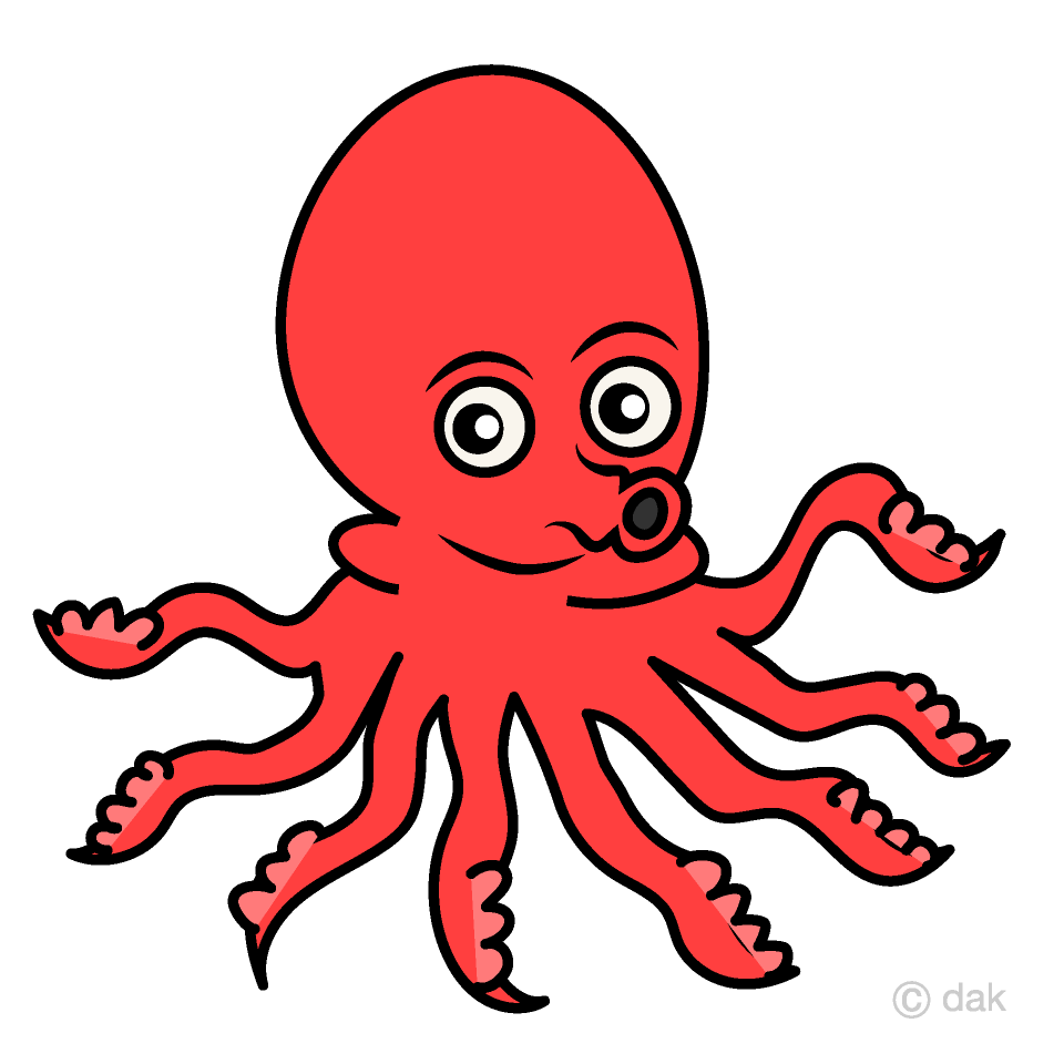 Clipart octopus svg library library Octopus Clipart Free Picture|Illustoon svg library library