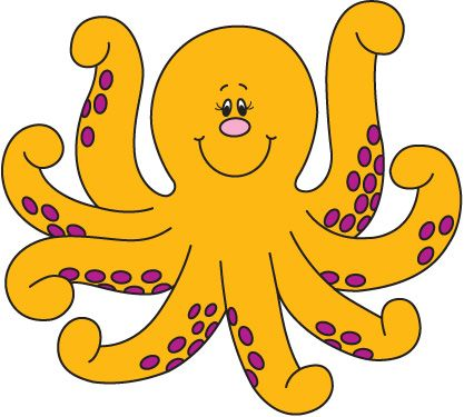 Clipart octopus jpg transparent stock octopus clipart free - Google Search | EDUCATION Clipart | Cartoon ... jpg transparent stock