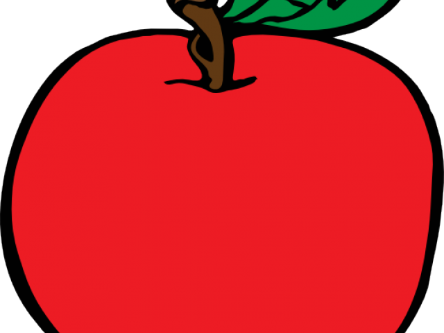 Cartoon apple clipart clip art black and white stock Cartoon Apple Pictures Free Download Clip Art - carwad.net clip art black and white stock