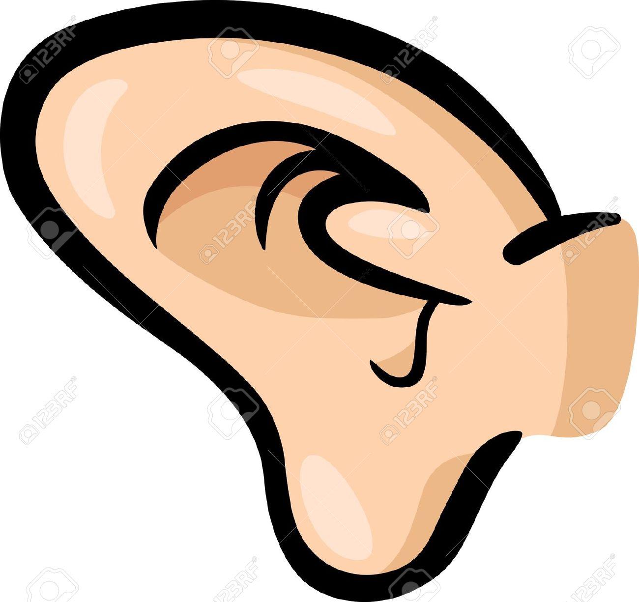 Cartoon big ear clipart image royalty free stock Cartoon big ear clipart - ClipartFest image royalty free stock