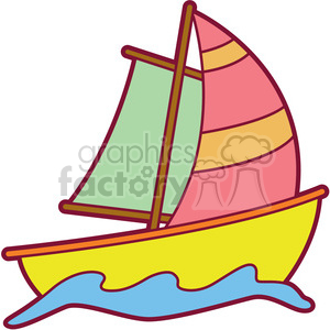 Cartoon boat clipart image free library boat clipart - Royalty-Free Images | Graphics Factory image free library