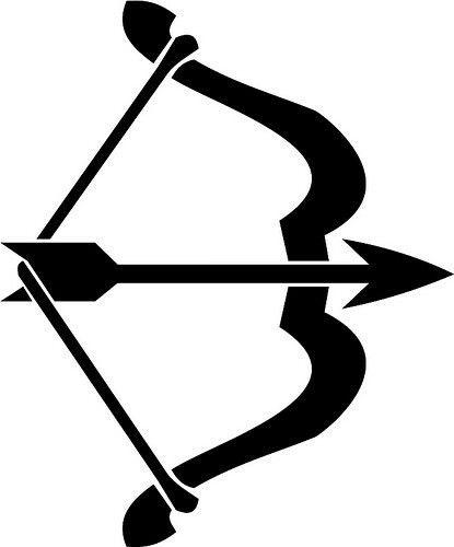 Cartoon bow and arrow clipart clip art royalty free Bow and arrow | SVG Cricut stuff | Arrow drawing, Arrow symbol ... clip art royalty free