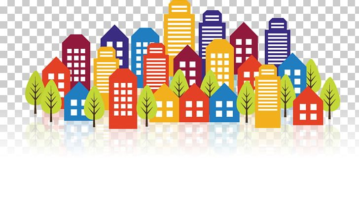 Cartoon building clipart