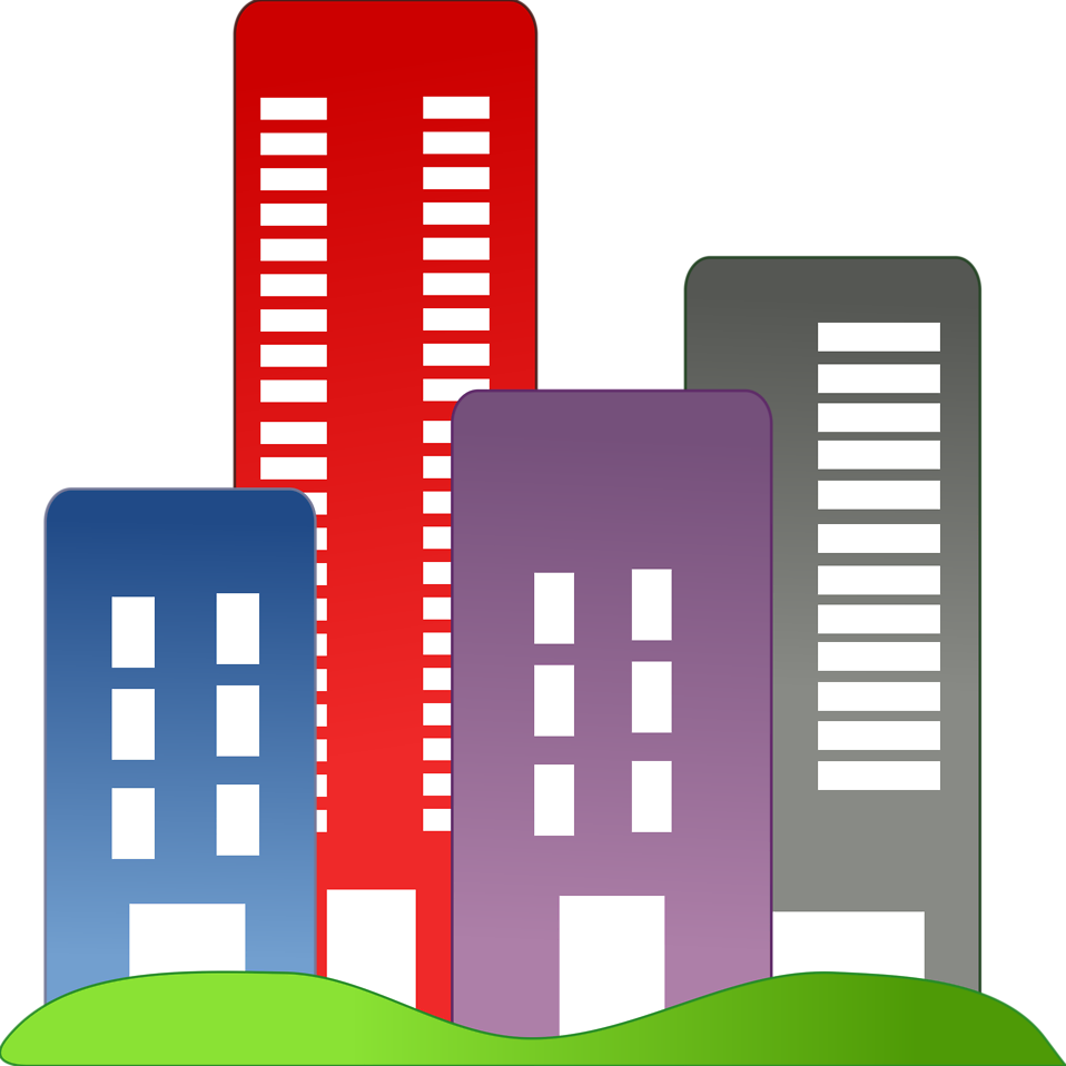 Cartoon building clipart freeuse library Cartoon city buildings clipart images gallery for free download ... freeuse library