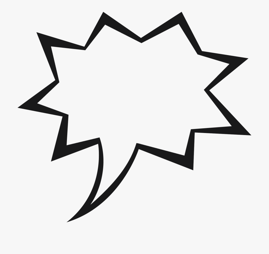 Comic speech bubble clipart clip download Cartoon Speech Bubble Clip Art At Vector Clip Art - Comic ... clip download