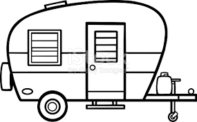 Cartoon caravan clipart royalty free download Image result for camper cartoon clip art | reunion ideas | Camper ... royalty free download