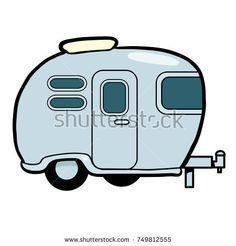 Cartoon caravan clipart clip freeuse download Cartoon caravan clipart 4 » Clipart Portal clip freeuse download