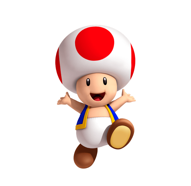 Football mixed with basketball clipart jpg library Toad - Play Nintendo jpg library