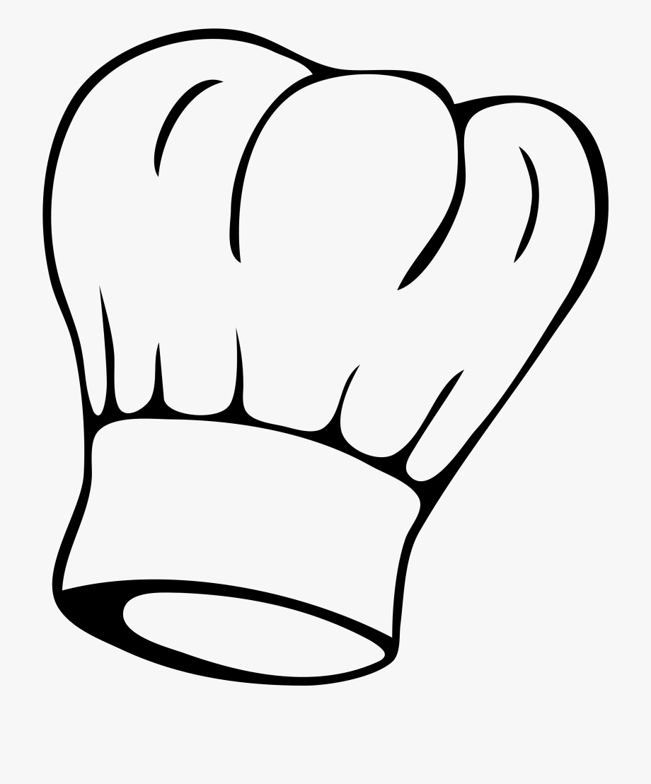 Cartoon chef hat clipart picture download Chef Hat Clip Art - Gorro De Chef Caricatura Png #420161 - Free ... picture download