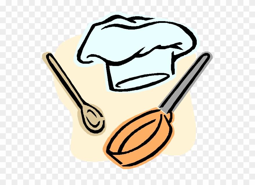 Chef hat cartoon clipart clip free Cartoon Chef Hat And Utensils - Chef Hat And Utensils Clipart ... clip free