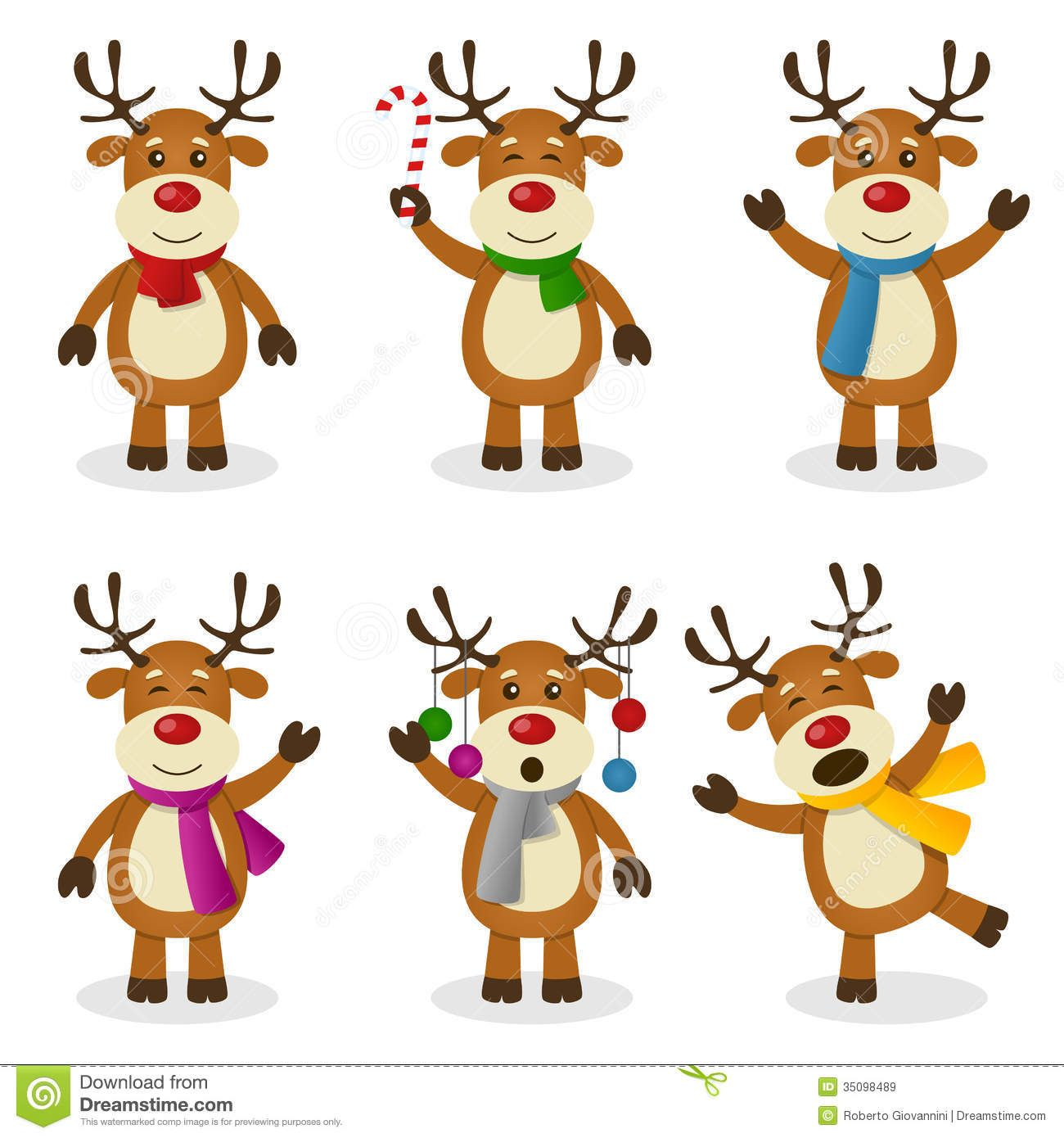 Cartoon christmas pictures clipart png library download Reindeer Border Clipart - Clipart Kid | Merry Christmas | Cartoon ... png library download