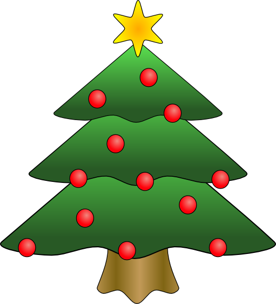 Cartoon clipart christmas tree png download Christmas Tree in Snow clipart, photo, images, and cartoon pictures ... png download