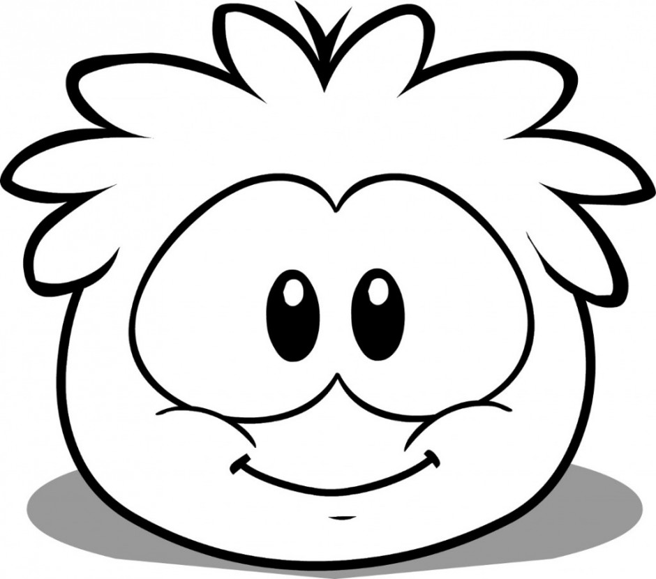 Free Cartoon Penguin Coloring Pages, Download Free Clip Art, Free ... svg free library