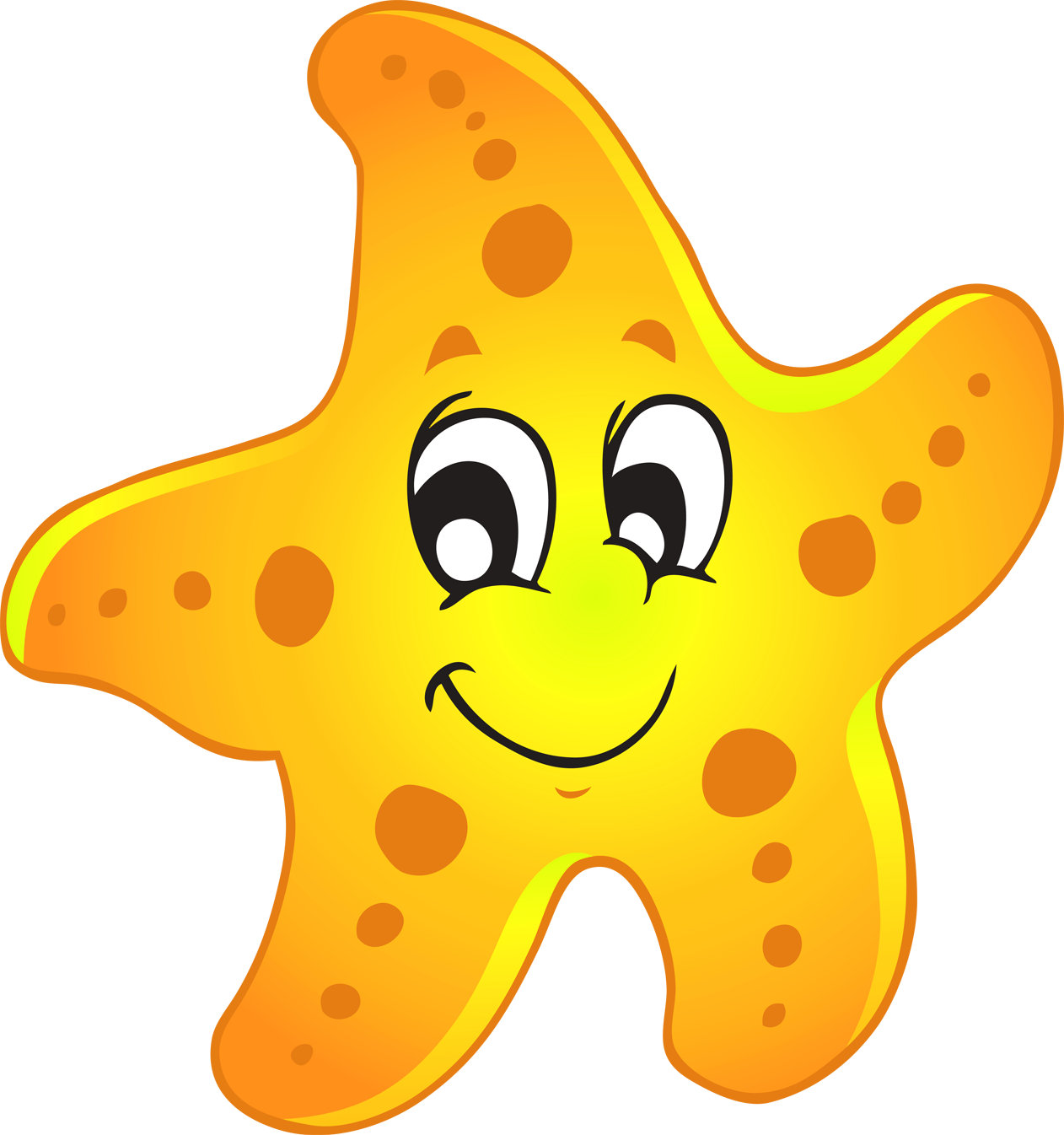 Cute fish clipart free clip art Star fish clipart - Clipart Collection | Cartoon starfish clipart ... clip art