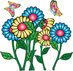 Cartoon clipart flowers banner library stock Flowers Cartoon Pictures | Free download best Flowers Cartoon ... banner library stock
