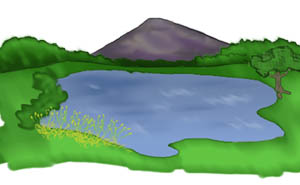 Cartoon lake clipart vector free Free Lake Clipart, Download Free Clip Art, Free Clip Art on Clipart ... vector free