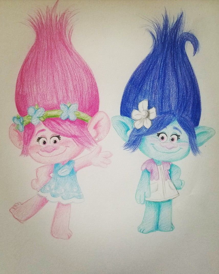 Cartoon clipart mother and daughter at halloween clip transparent download Mother and Daughter ♡ Trolls ♡ | Trolls | Troll, Troll party ... clip transparent download
