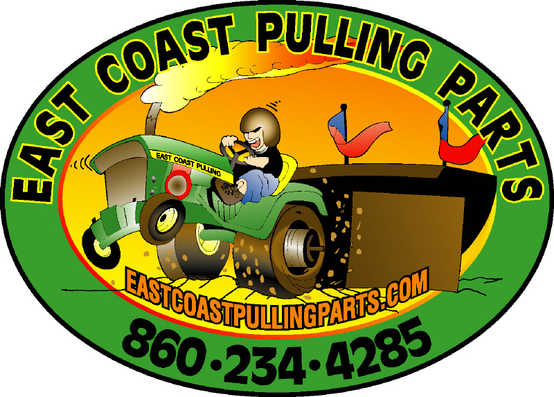 Cartoon clipart of mini pullers image stock East Coast Pulling Parts image stock