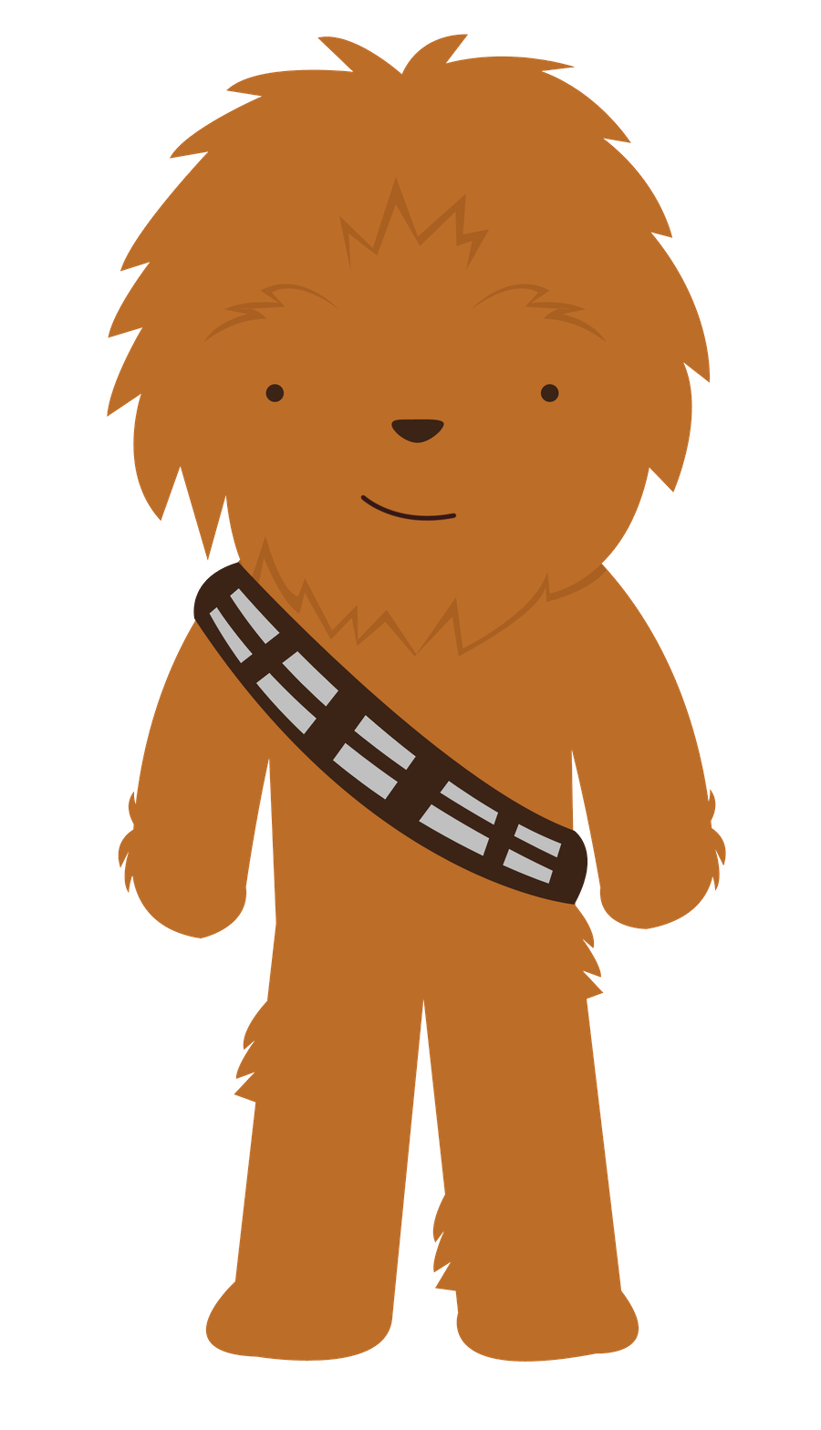 Free star wars chewie clipart png royalty free stock Star Wars - Minus … | PAPUSI |… png royalty free stock