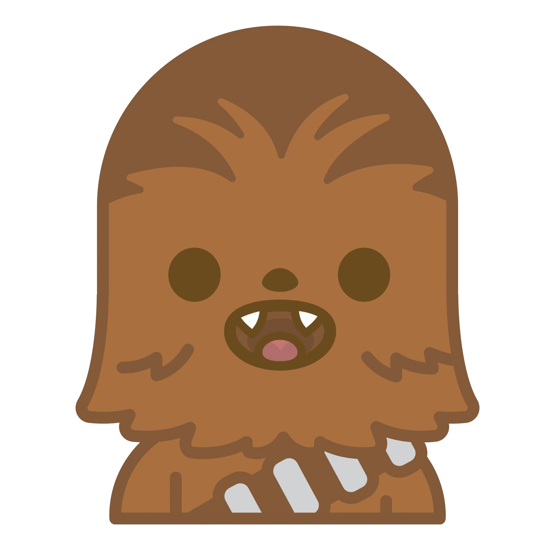 Free star wars chewie clipart clip stock 28+ Collection of Star Wars Clipart Images | High quality, free ... clip stock
