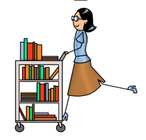 Cartoon clipart student job as a librarian png stock Job Opening – Washington Park Library | St. Joseph Public Library png stock