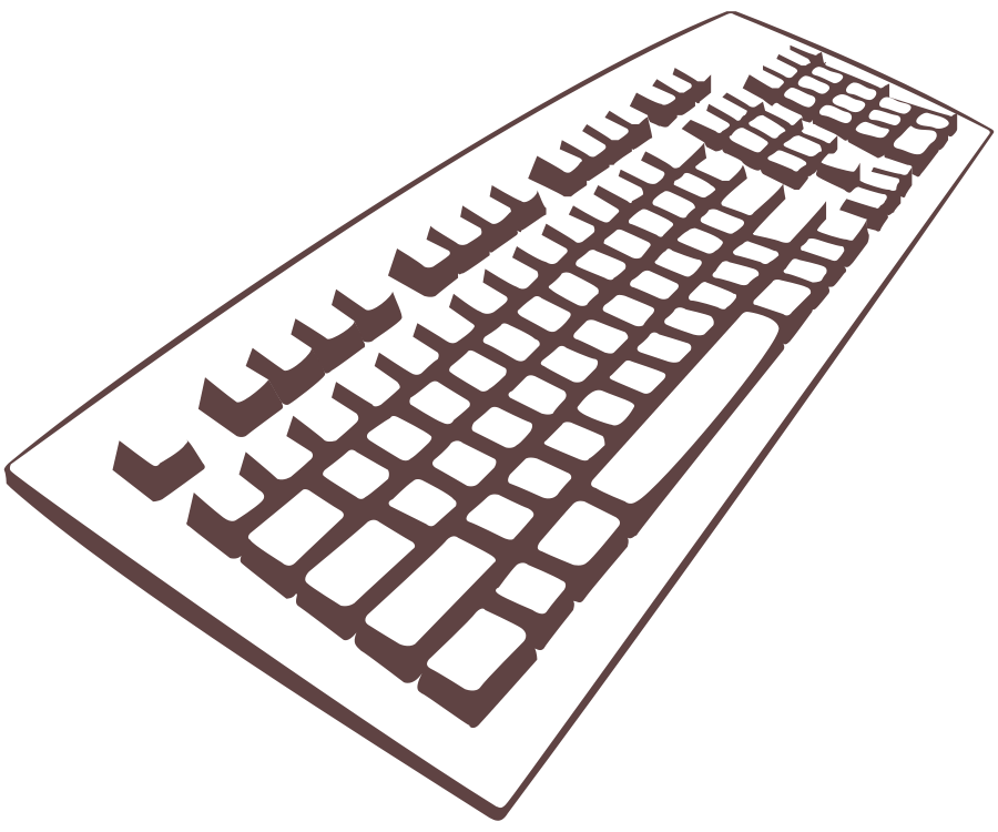Cartoon computer keyboard clipart free download Computer Keyboard Images | Free Download Clip Art | Free Clip Art ... free download