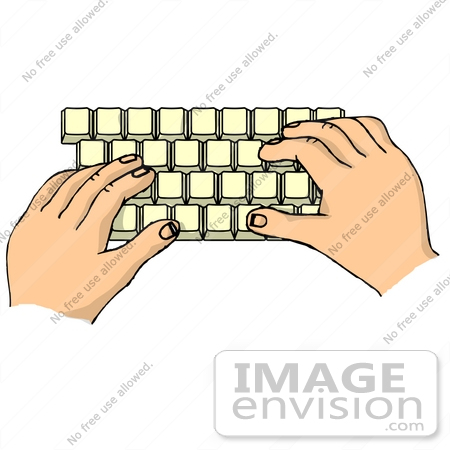 Cartoon computer keyboard clipart picture free stock Royalty-Free Computer Stock Clipart & Cartoons | Page 1 picture free stock