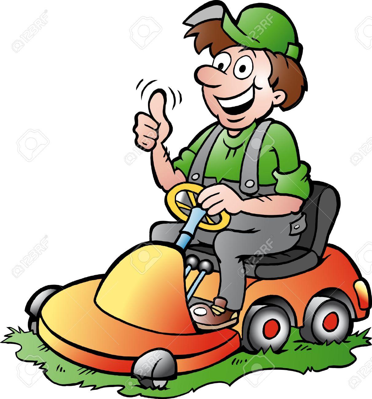 Cartoon cowgirl hat lawn mower clipart free jpg download Cartoon Lawn Mower Clipart | Free download best Cartoon Lawn Mower ... jpg download
