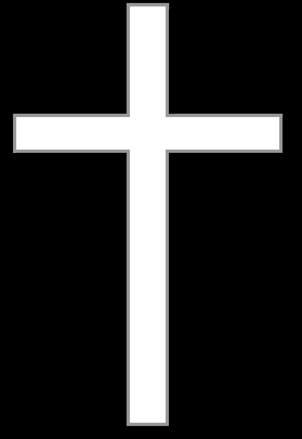 Cartoon cross clipart png transparent stock File:Cross1.svg - Wikimedia Commons png transparent stock