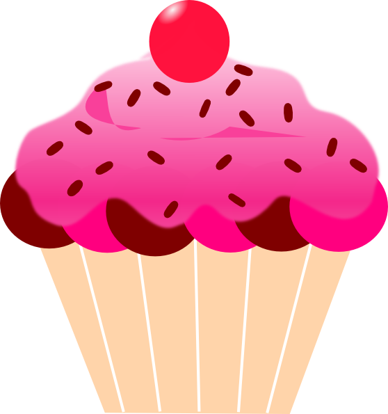 Cartoon cupcake clipart download cartoon pictures of cupcakes - Google Search | Painted wine glasses ... download