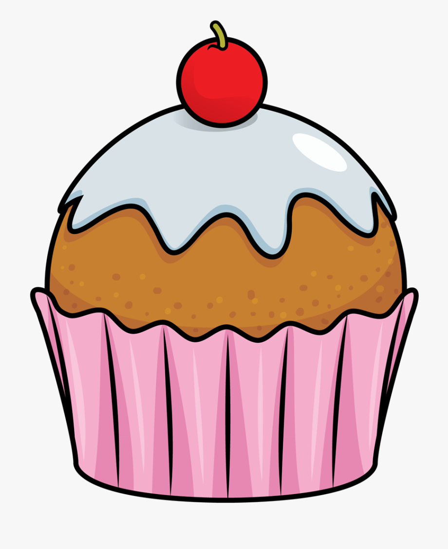 Cartoon cupcake clipart png Free To Use &, Public Domain Cupcake Clip Art - Clip Art Cup Cake ... png