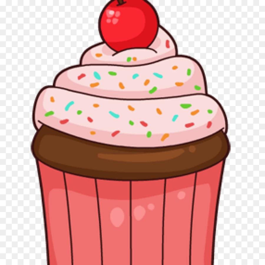 Cartoon cupcake clipart transparent download Cartoon Cupcake Clipart 9 - 900 X 900 - Making-The-Web.com transparent download