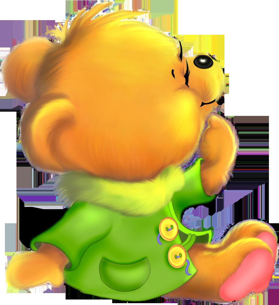 Cute Bear Cartoon Free Clipart | Gallery Yopriceville - High ... free library