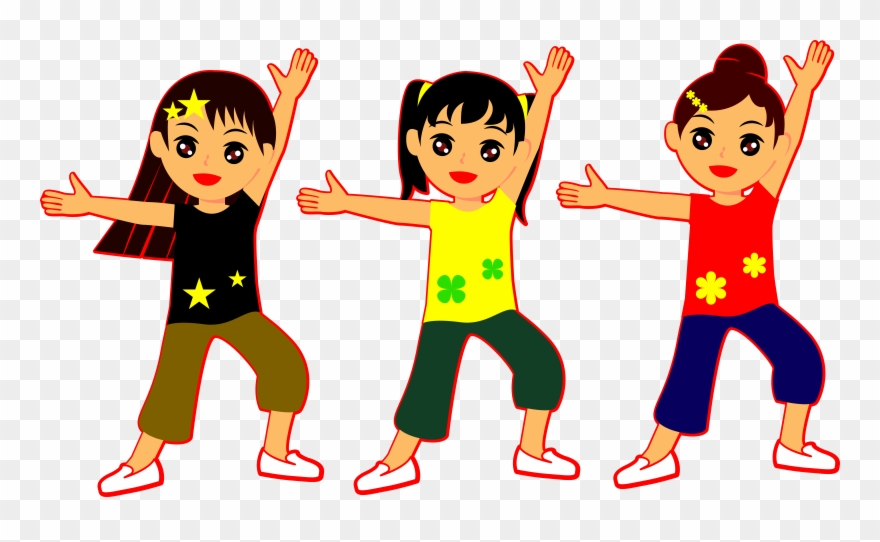 Cartoon dancing girl clipart clipart freeuse library Clipart - Dancing Girls - Dancing Girls Clip Art - Png Download ... clipart freeuse library