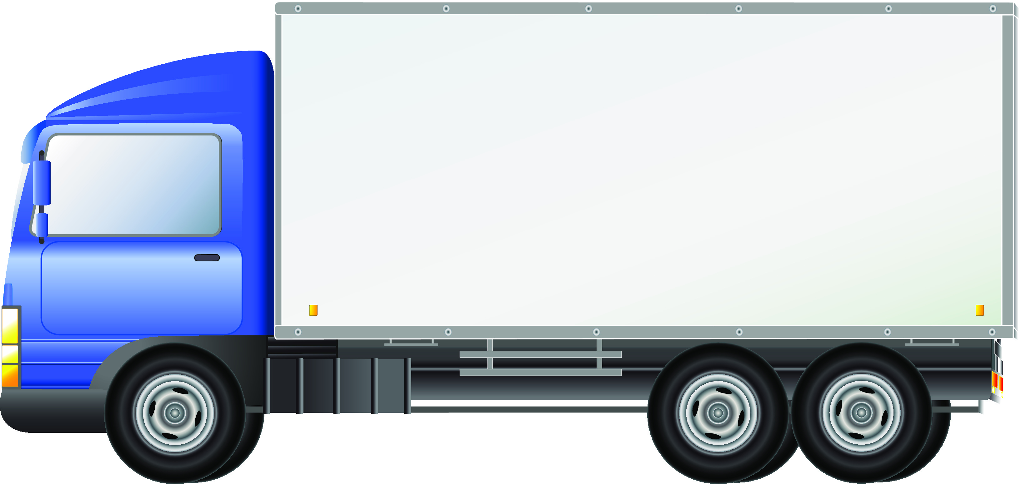 Cartoon delivery truck clipart image free library Free Delivery Truck Images, Download Free Clip Art, Free Clip Art on ... image free library