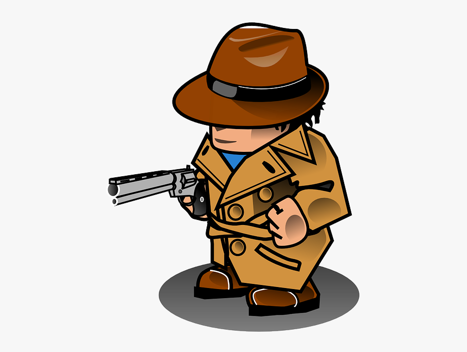 Cartoon detective clipart png stock Detective Clipart Magnifying Glass 3 Clipartix - Clipart Detective ... png stock