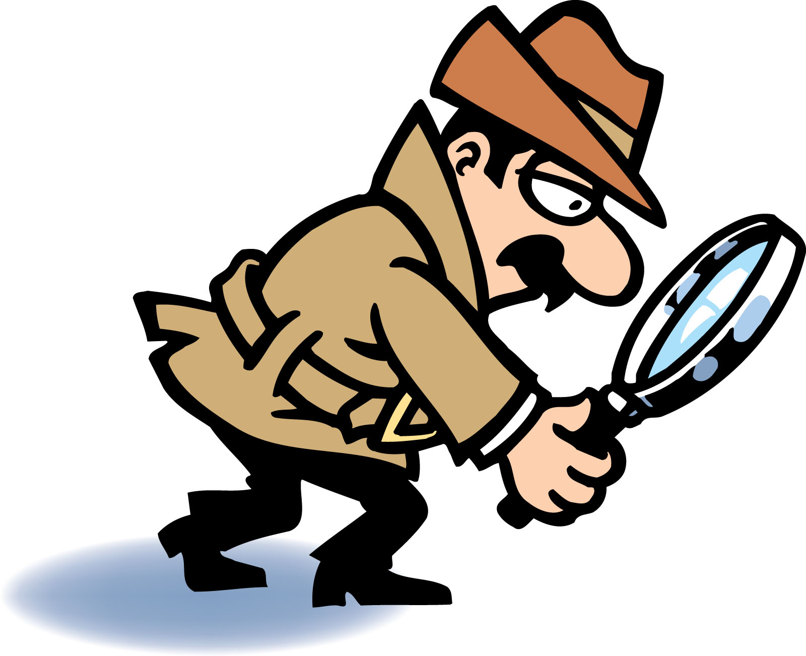 Cartoon detective clipart jpg freeuse stock Free Detective Clipart Pictures - Clipartix jpg freeuse stock