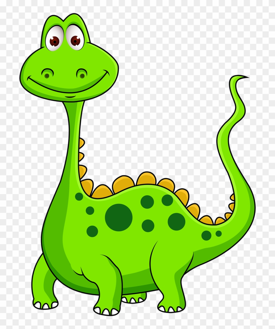 Green dinosaur clipart graphic transparent Dinosaurs Clipart Lime Green - Cartoon Dinosaur Transparent ... graphic transparent