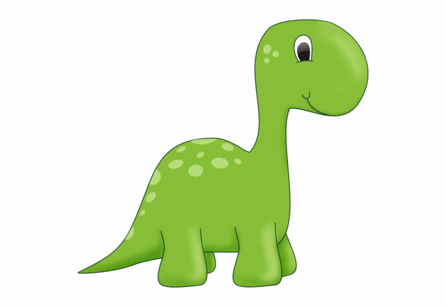 Green dinosaur clipart png library download Dinosaurs Clipart Scary Dinosaur - Cute Transparent Background ... png library download